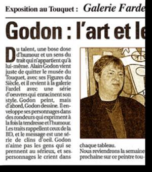 Godon : l'art et le sourire