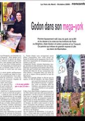 Godon in his mega-york