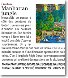 Godon Manhattan Jungle
