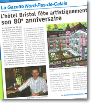 The Bristol Hotel celebrates ...