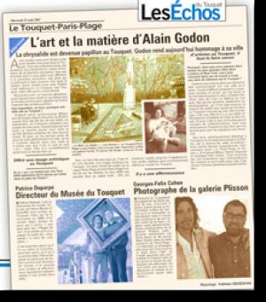 L'art et la matière d'Alain Godon