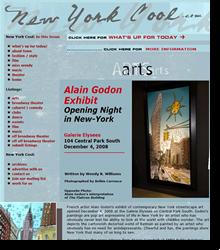 Expo Alain Godon...