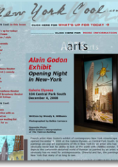 Alain Godon Exhibit...