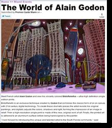 Le nouveau monde d'Alain Godon