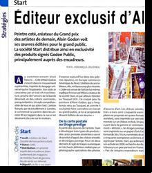 Editeur exclusif d'Alain Godon