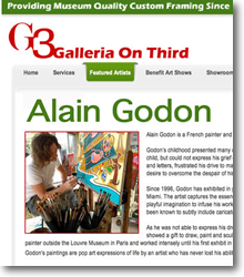Depuis 1996, Alain Godon...