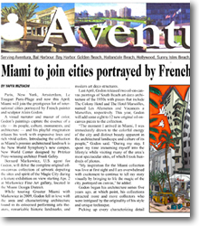 Miami se rajoute à la liste ...