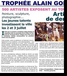 500 artistes exposent au Touquet