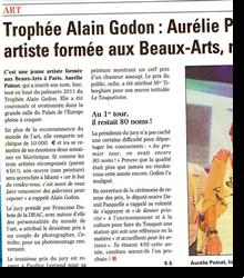 Trophée Alain Godon