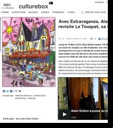 Avec Extravanganza, Alain Godon...