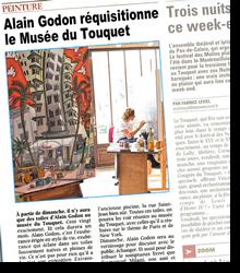 Alain Godon réquisitionne le...