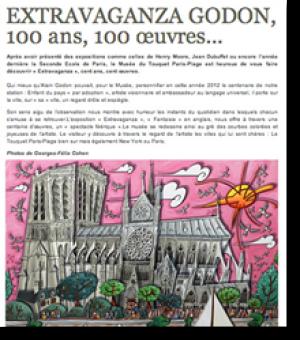 Extravaganza Godon, 100 ans...