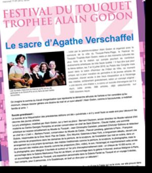 Trophée Alain Godon 2012