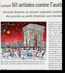 50 artistes contre l'autisme