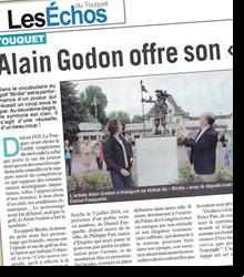 Godon offre son