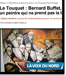 Le Touquet : Bernard Buffet