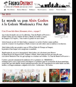 Le Monde vu par Alain Godon