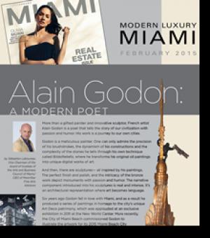 Alain Godon, poète moderne