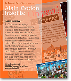 Alain Godon insolite