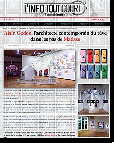 Alain Godon, l'architecte contemporain du rêve