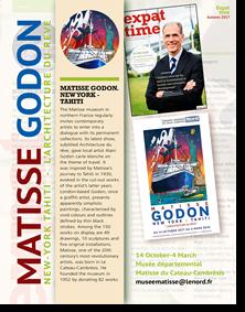 Matisse Godon, New York - Tahiti