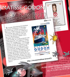 Matisse – Godon (New York – Tahiti)